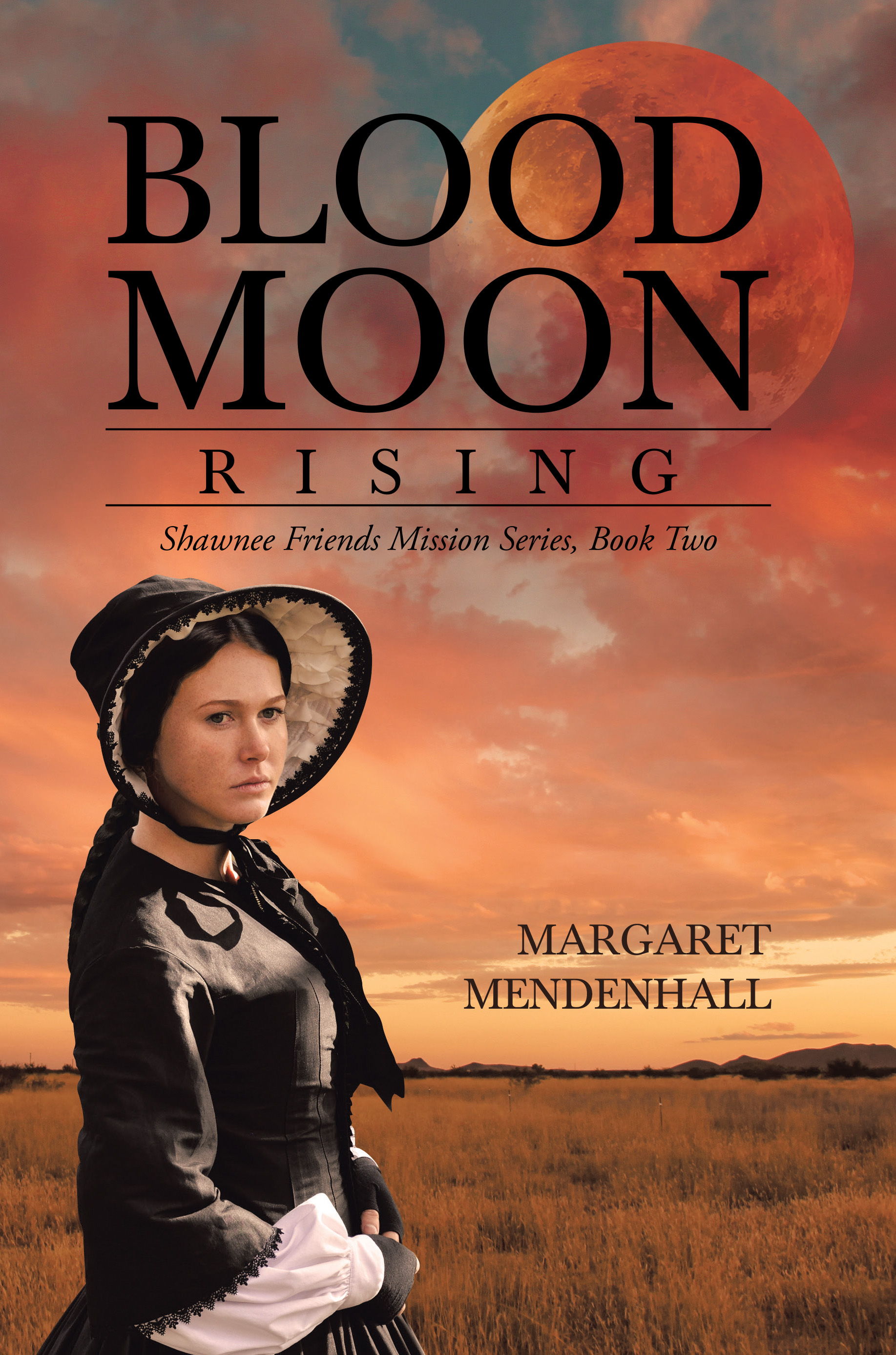 """NewsOn6 Reports """"Blood Moon Rising is riveting tale"""" - """"Blood Moon Rising: Shawnee Friends Mission Series, Book 2: a highly dramatic story that delves into a woman's harrowing moments of slavery and a quest for liberation.""""Continue Reading Here"""