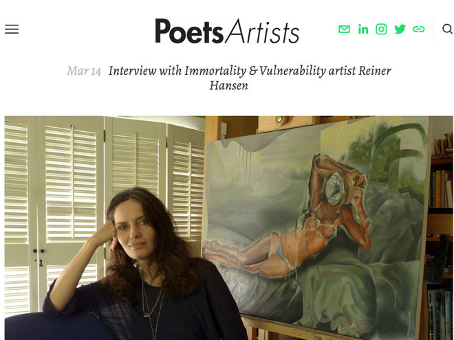 Poets/Artists Interview