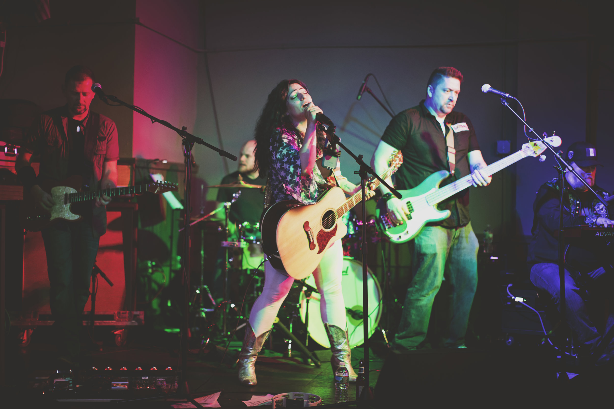 Nikki Briar & The Sweet Briar Band - New jersey/Nashville