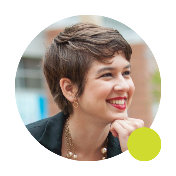 """Eva Jannotta, Digital Marketing Strategist - """"Lisa gave me the tools, coaching, and mindset shifts I needed to prepare for a SUPER important interview. First, her thoughtful questions helped me identify my position and values. Then she coached me to connect my Gallup Strengths with the prominent features of the position; prompted me to prepare stories to illustrate my experience; and gave me a list of interview FAQs so I could prepare my answers. She also helped me create questions to ask my interviewer so I could be more in control of the conversation. After coaching with Lisa I felt prepared, confident, and a partner in the interview process. The best part? I WAS OFFERED THE JOB EXACTLY A WEEK LATER!"""""""