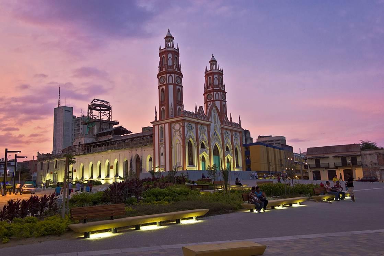 Centro Histórico de Barranquilla