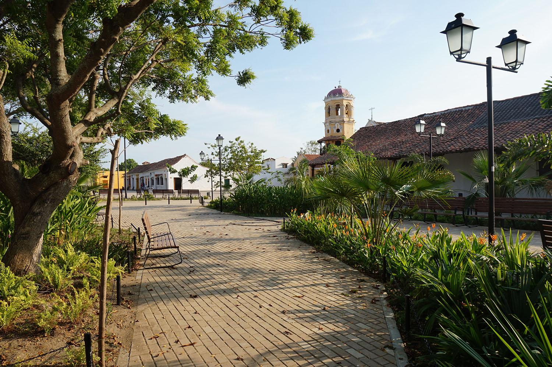 espacio publico y recreación