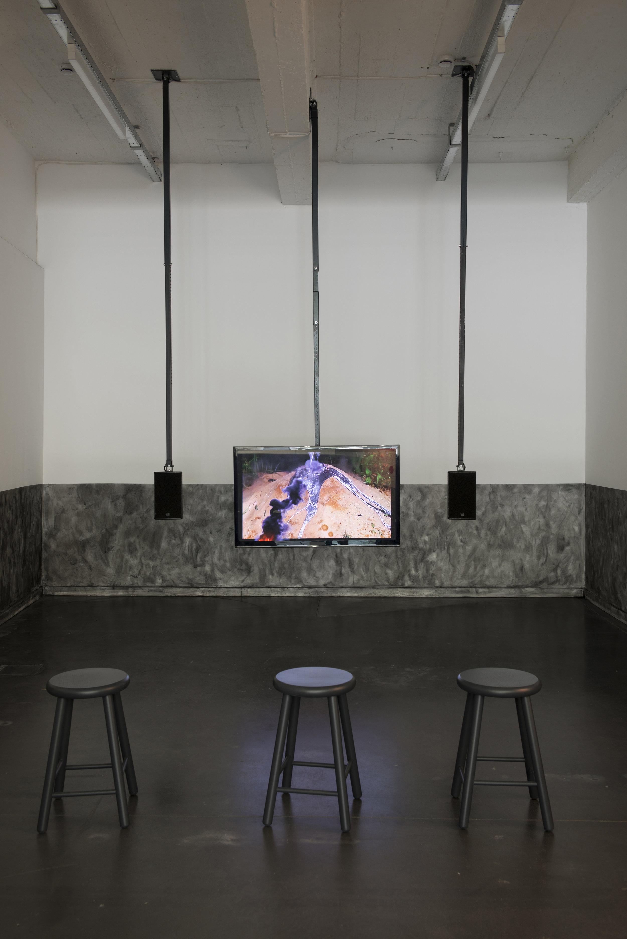 Installation view, Contour Biennial Mechelen