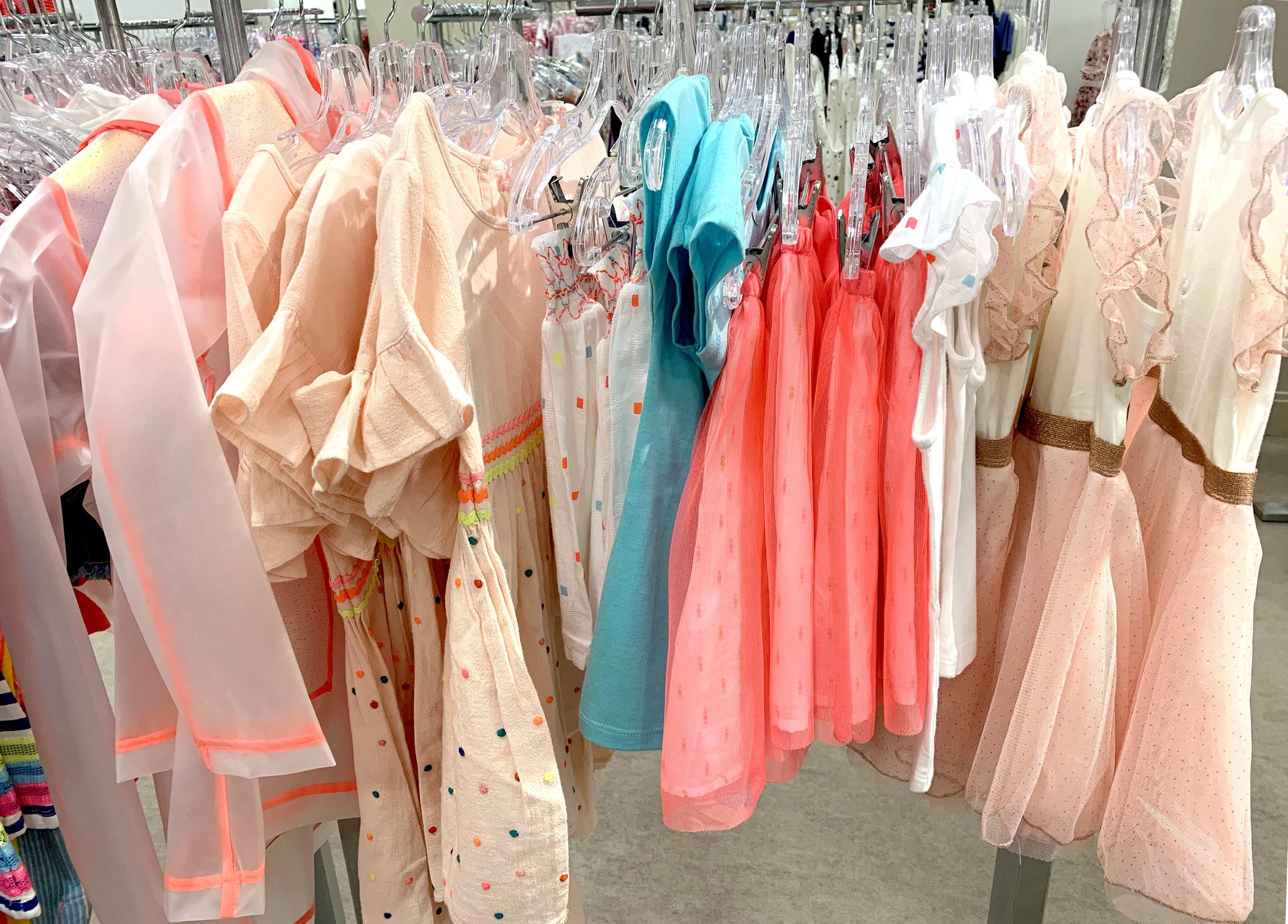 Billieblush -  Girl's Clear Raincoat  $106.00