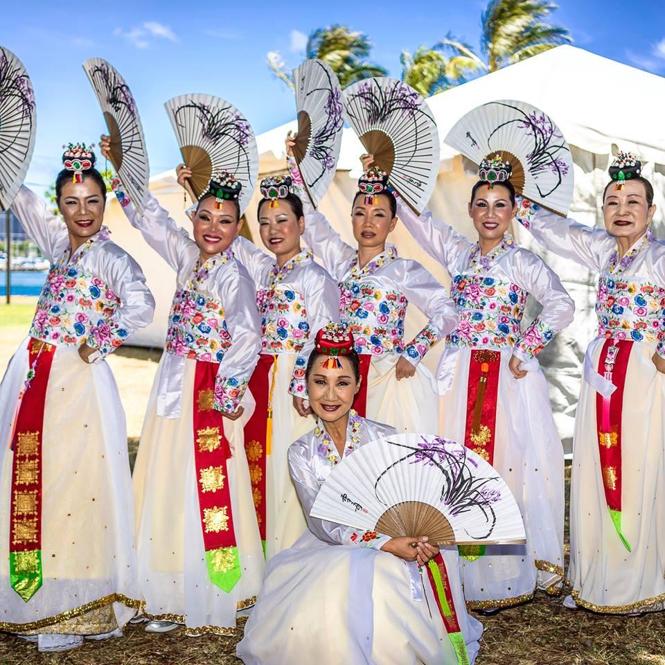 14th Annual Korean Festival - 2015
