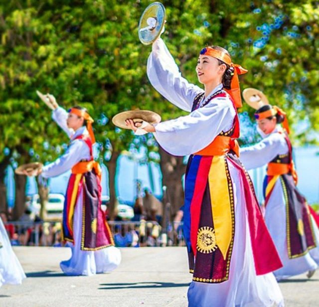 View Traditional Korean Dances throughout the day this Saturday. Visit our website www.koreanfesthawaii.com for the complete stage entertainment schedule.