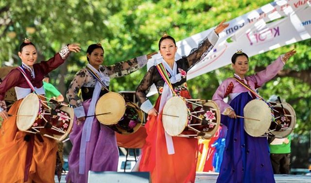 Enjoy non-stop entertainment at our festival. Visit our website at www.koreanfesthawaii.com for the line up this Saturday. Our event is from 11:00am to 8:00pm at Victoria Ward Park (Auahi Street in the Ala Moana/Kakaako area)