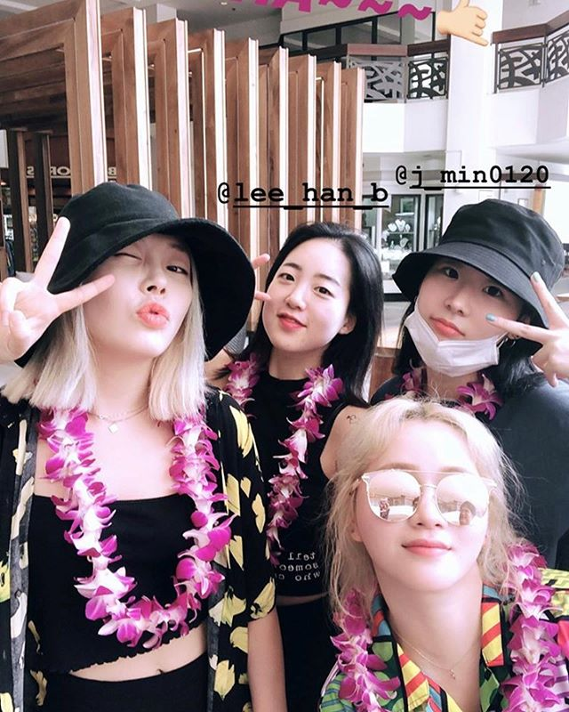 """Ladies Code and a few of their dancers are ready to entertain you tonight at 7:30pm! They will be performing their current hit """"FEEDBACK"""" and a few other of their most popular songs."""
