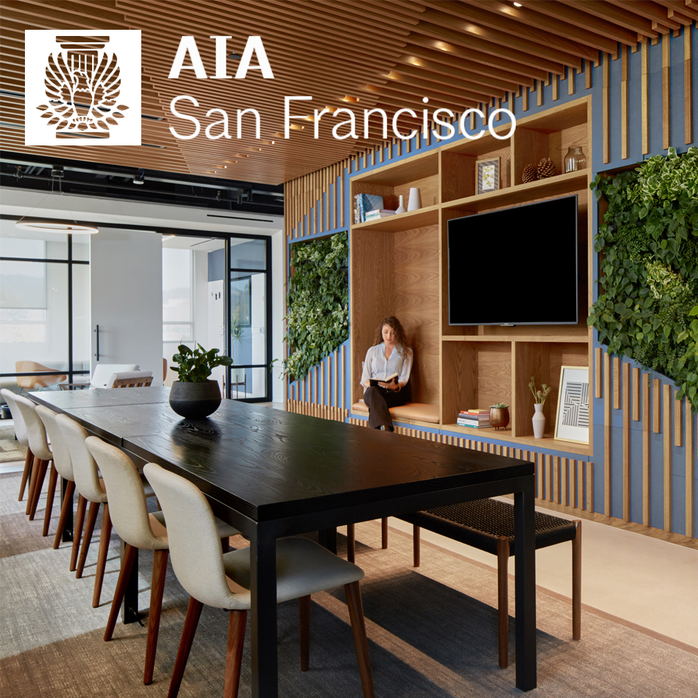 Small Firms, Great Projects   Atelier Cho Thompson is featured in AIA San Francisco's annual edition of Small Firms Great Projects as an industry leader for interior architecture.  Click here to read more.