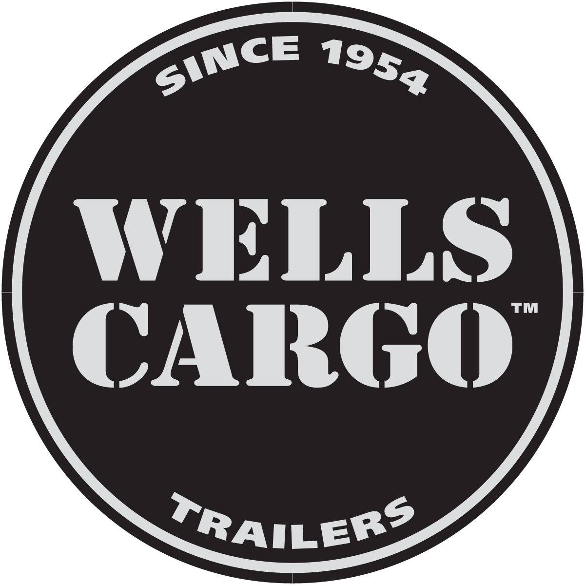 With a Wells Cargo Behind . . . You Never Look Back! -
