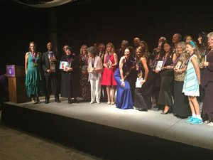 American Literary Award Recipients, Rapid City, South Dakota - 2017