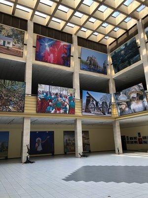 Lusaka National Museum, Lusaka, Zambia - 2017