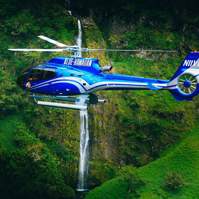 West Maui Molokai Tour includes the tallest sea cliffs in the world and unbelievable waterfalls. #maui #helicopter #tours