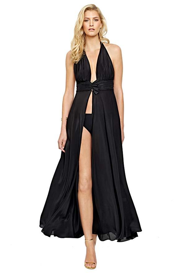 Gottex Grace Kelly Beach Maxi Dress