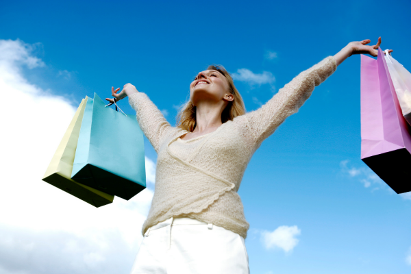 Shopping to Find Your Own Style