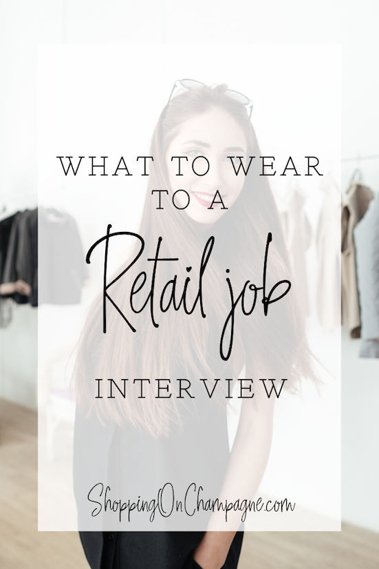 What to Wear to a Retail Job Interview - Teenager