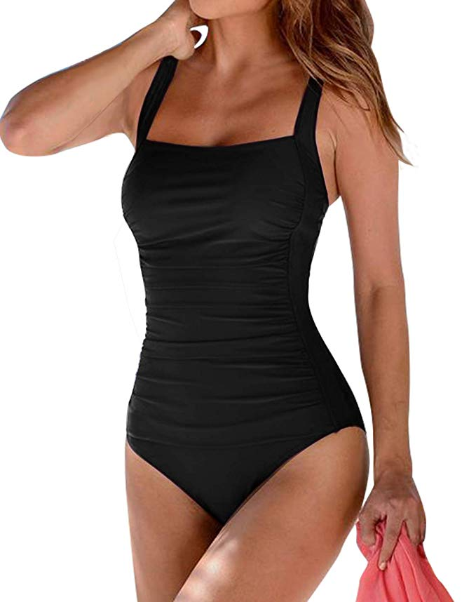 10 Chic and Sexy Black Bathing Suits for Women