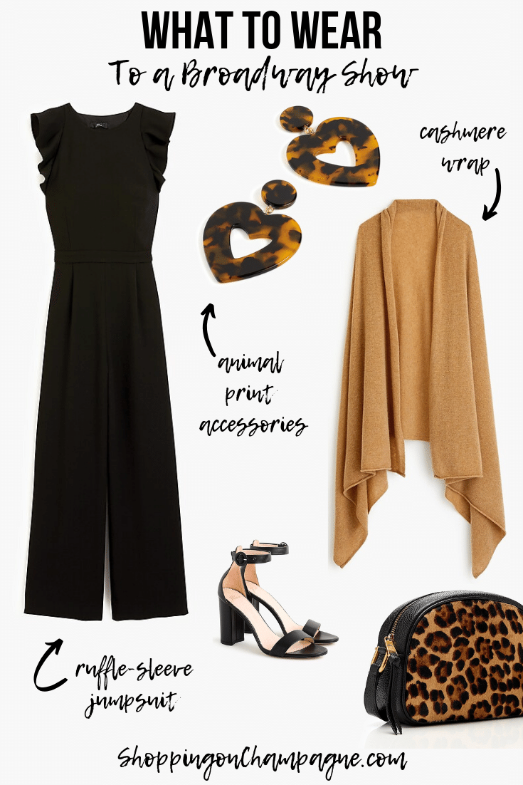 What to Wear to a Broadway Evening Show