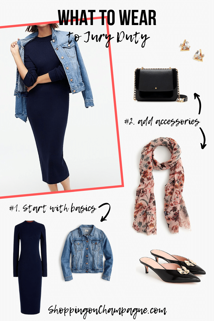 What to Wear to Jury Duty: Answers to Common Questions + Outfit