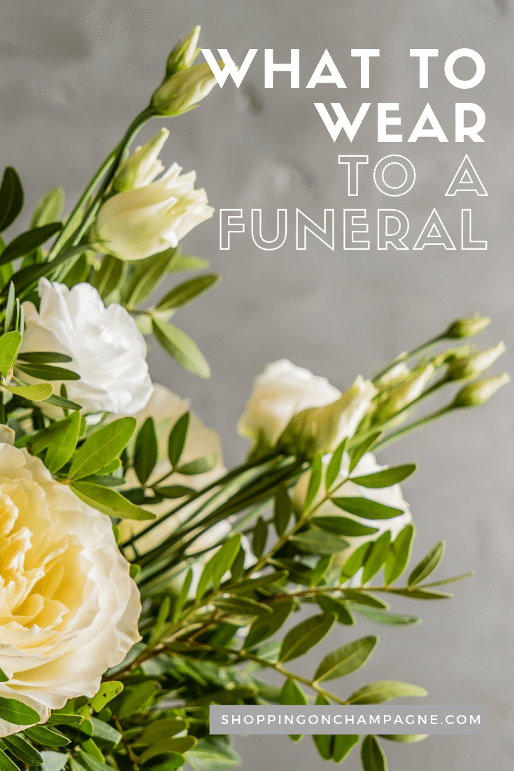 What to Wear to a Funeral or Memorial Service? All Your Attire Questions Answered!