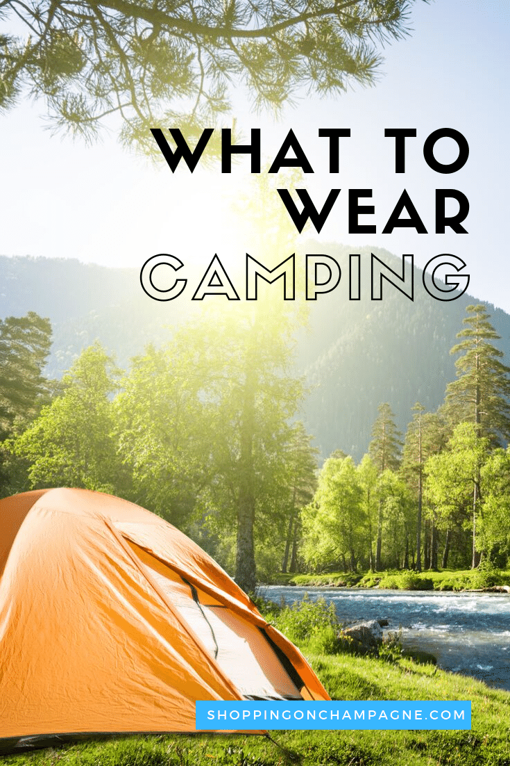 What to Wear Camping: All Your Questions Answered!
