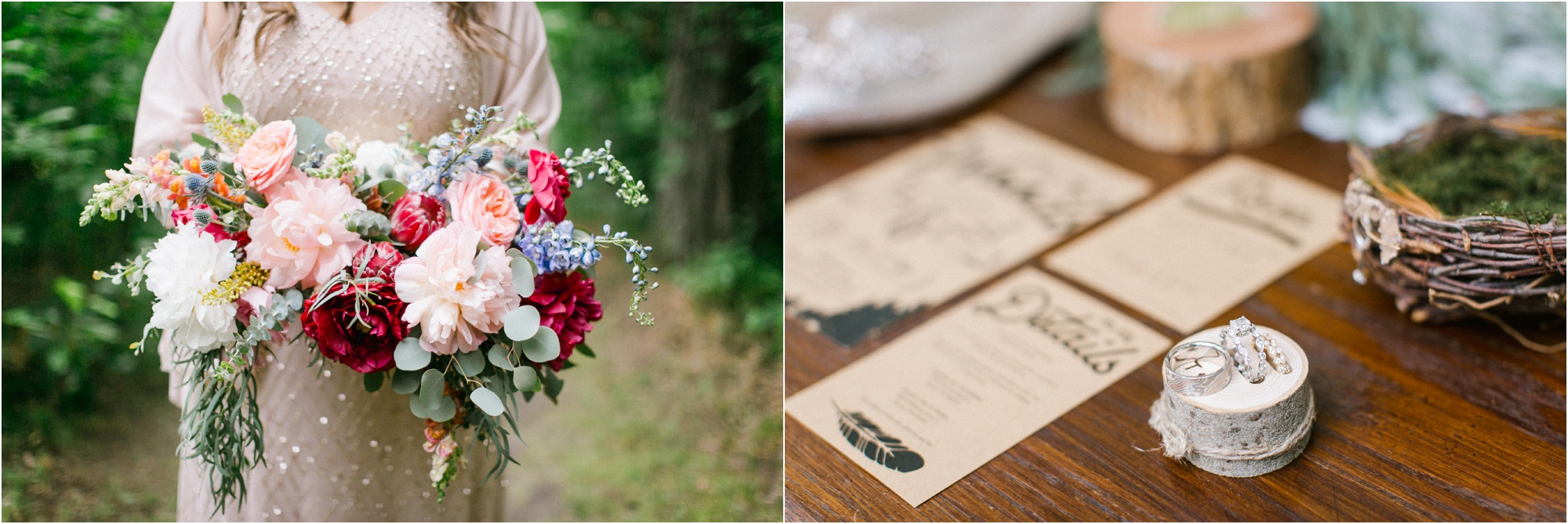 Wedding Photography Brainerd MN Aimee Jobe Photography Private Lake Residence Bloom Designs_0003.jpg