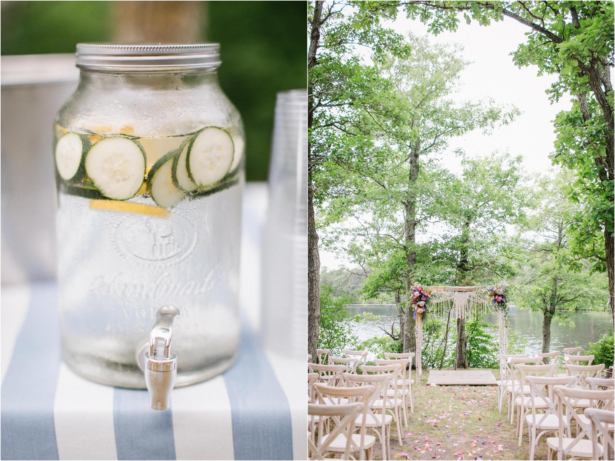 Wedding Photography Brainerd MN Aimee Jobe Photography Private Lake Residence Bloom Designs_0005.jpg