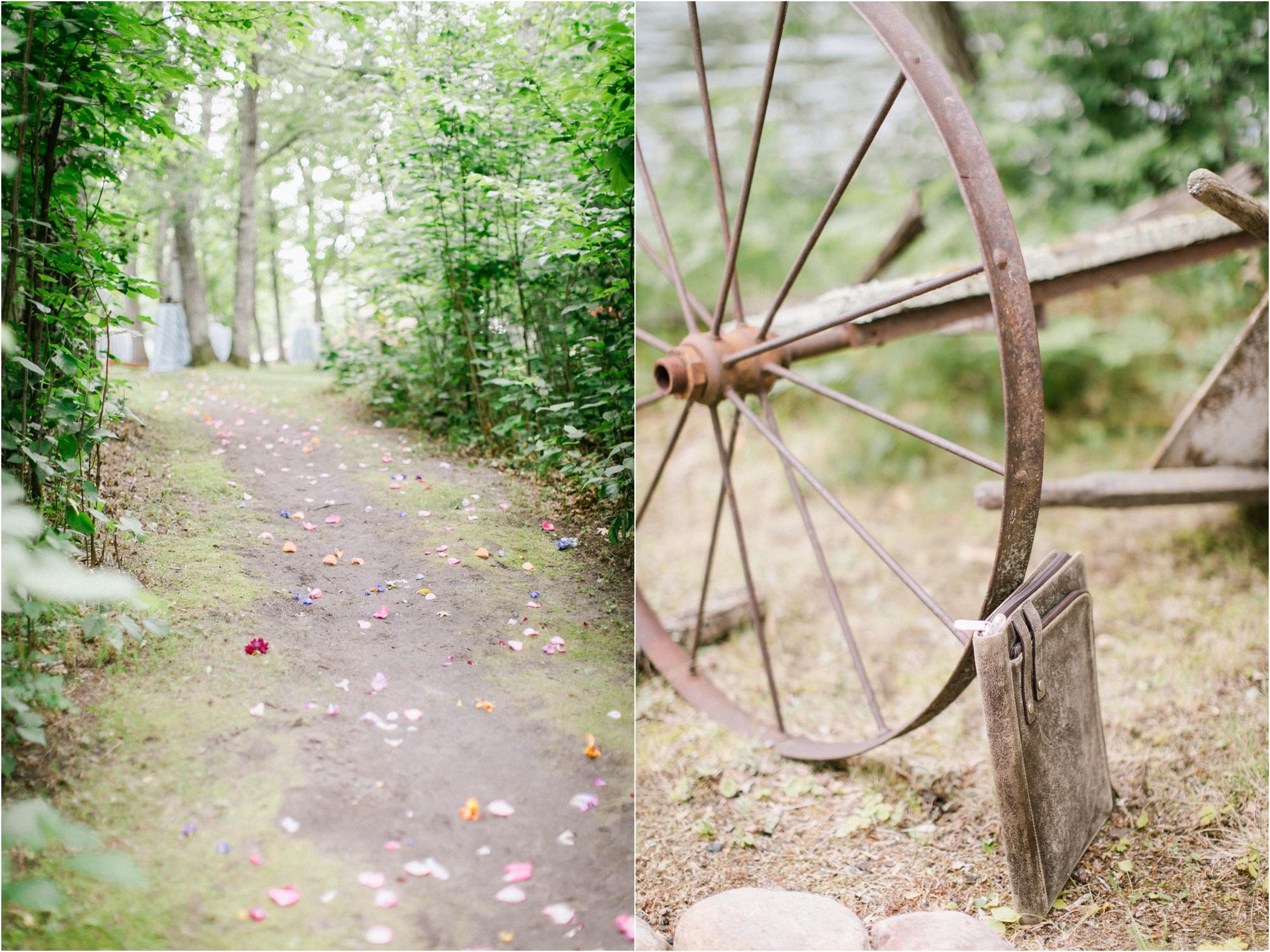 Wedding Photography Brainerd MN Aimee Jobe Photography Private Lake Residence Bloom Designs_0009.jpg