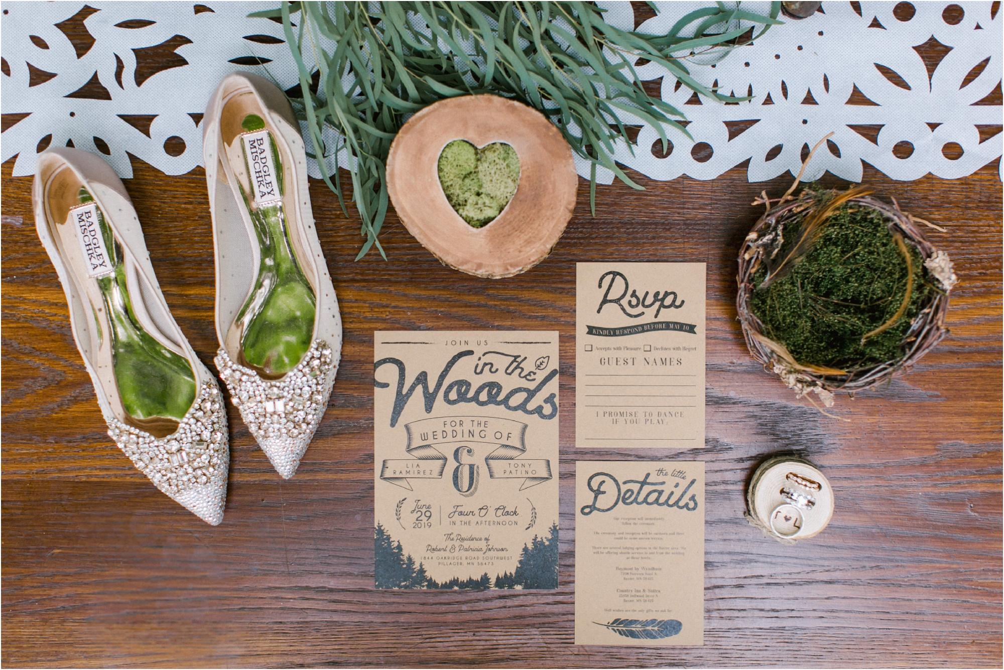 Wedding Photography Brainerd MN Aimee Jobe Photography Private Lake Residence Bloom Designs_0008.jpg