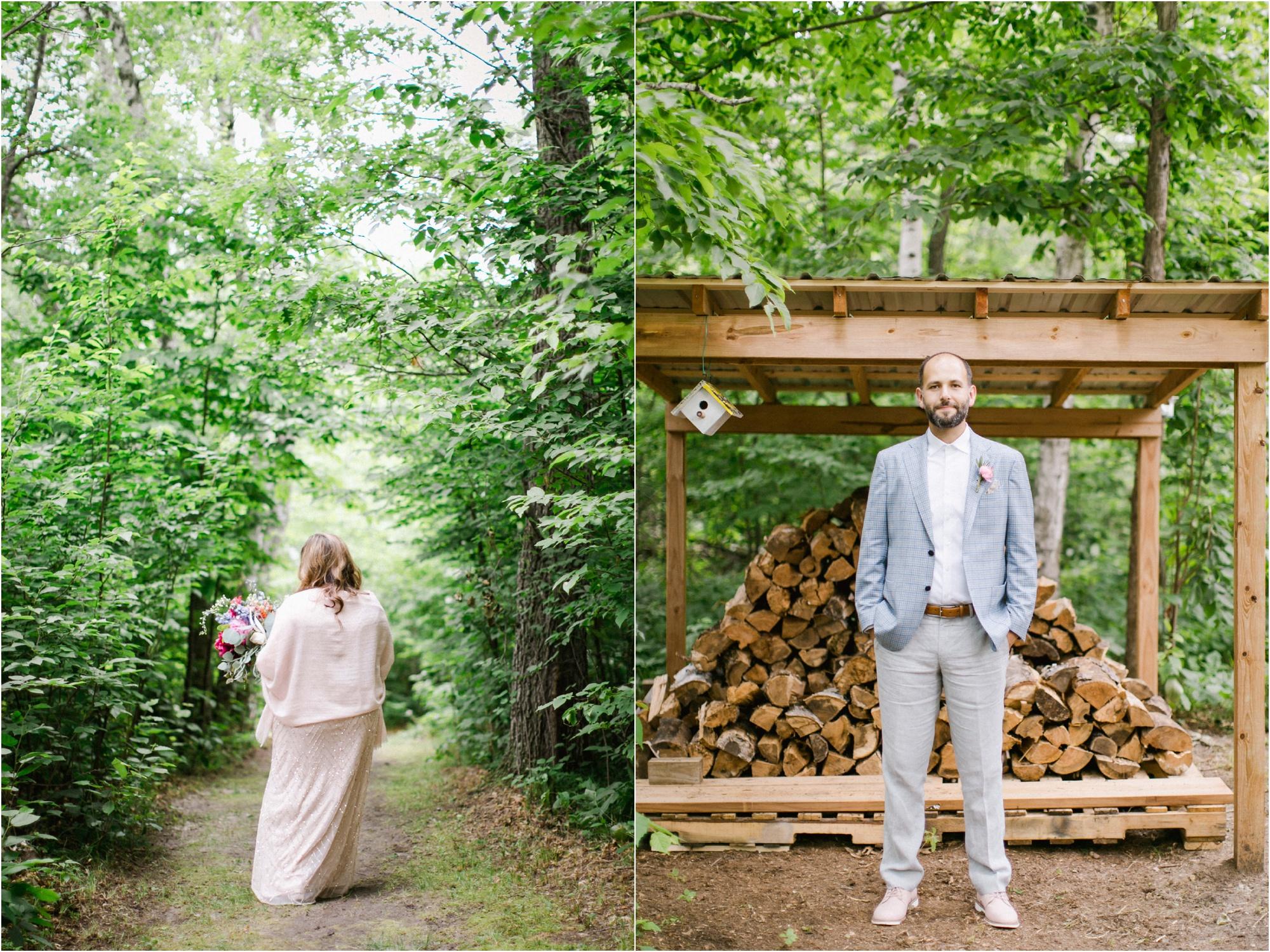 Wedding Photography Brainerd MN Aimee Jobe Photography Private Lake Residence Bloom Designs_0013.jpg