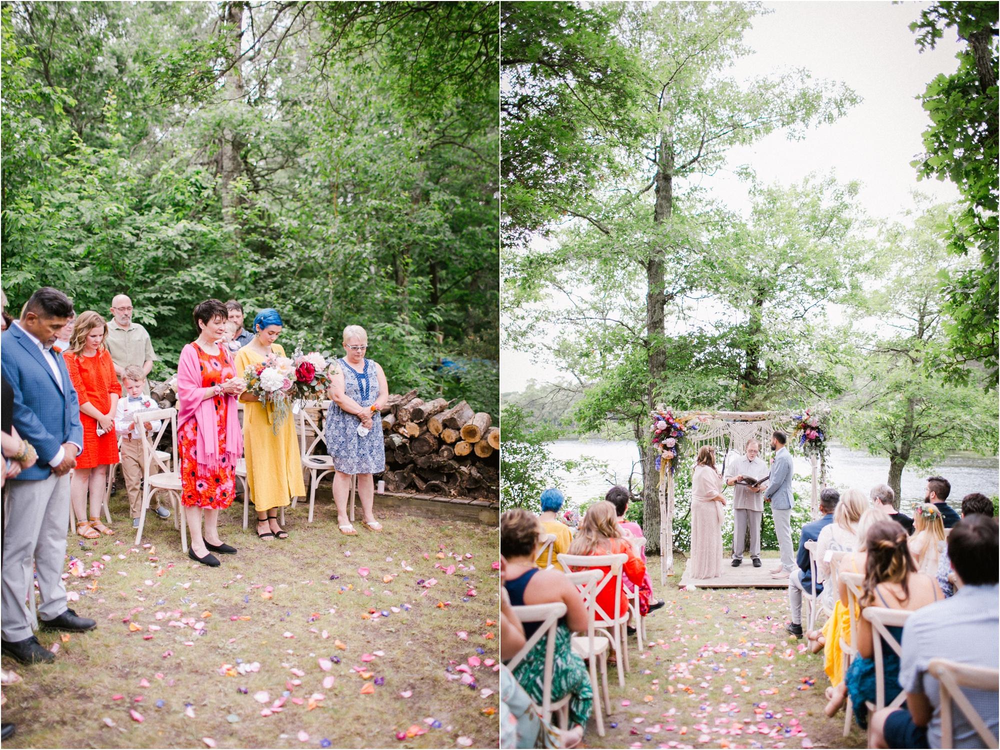 Wedding Photography Brainerd MN Aimee Jobe Photography Private Lake Residence Bloom Designs_0031.jpg