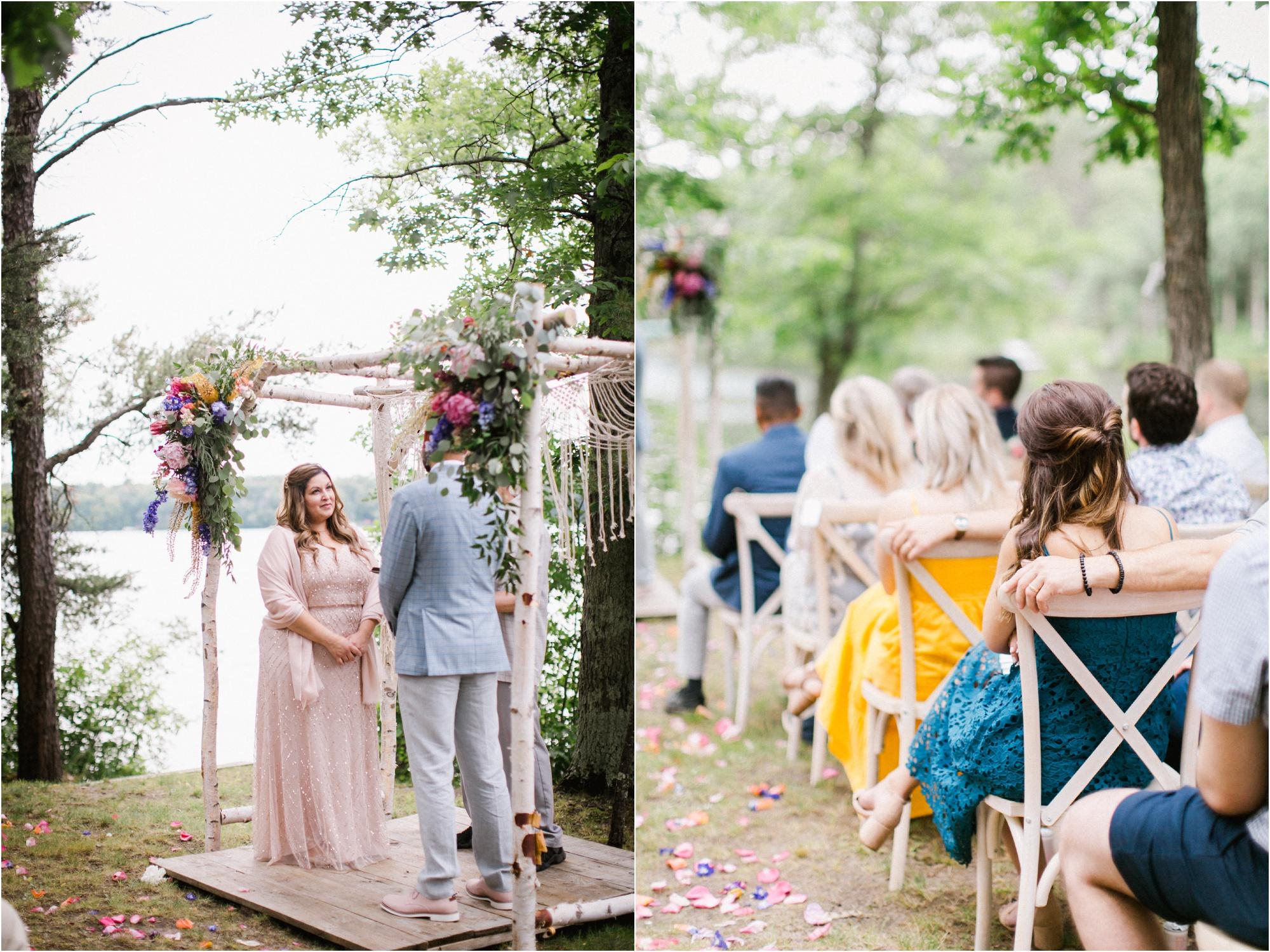 Wedding Photography Brainerd MN Aimee Jobe Photography Private Lake Residence Bloom Designs_0033.jpg