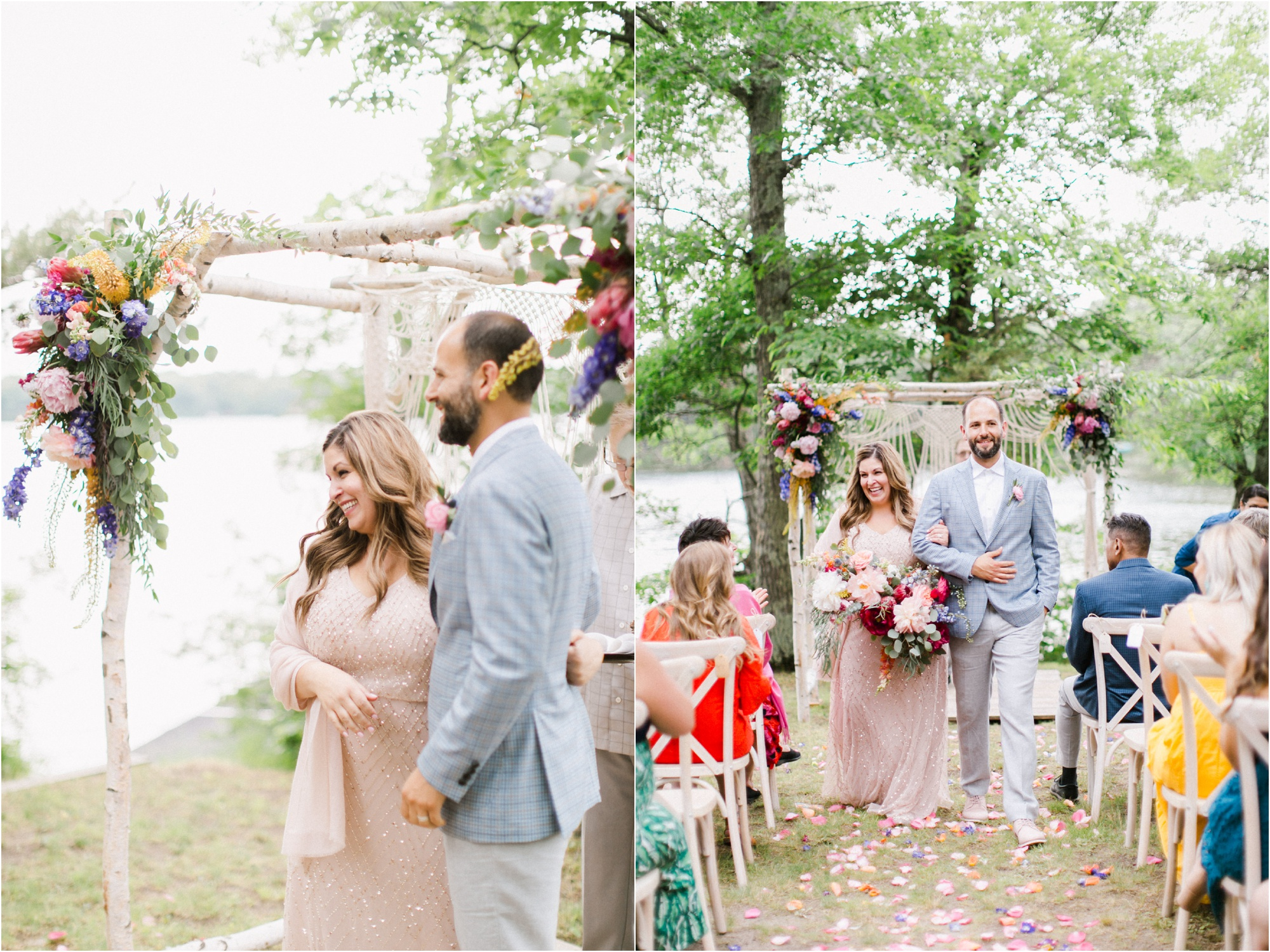 Wedding Photography Brainerd MN Aimee Jobe Photography Private Lake Residence Bloom Designs_0037.jpg