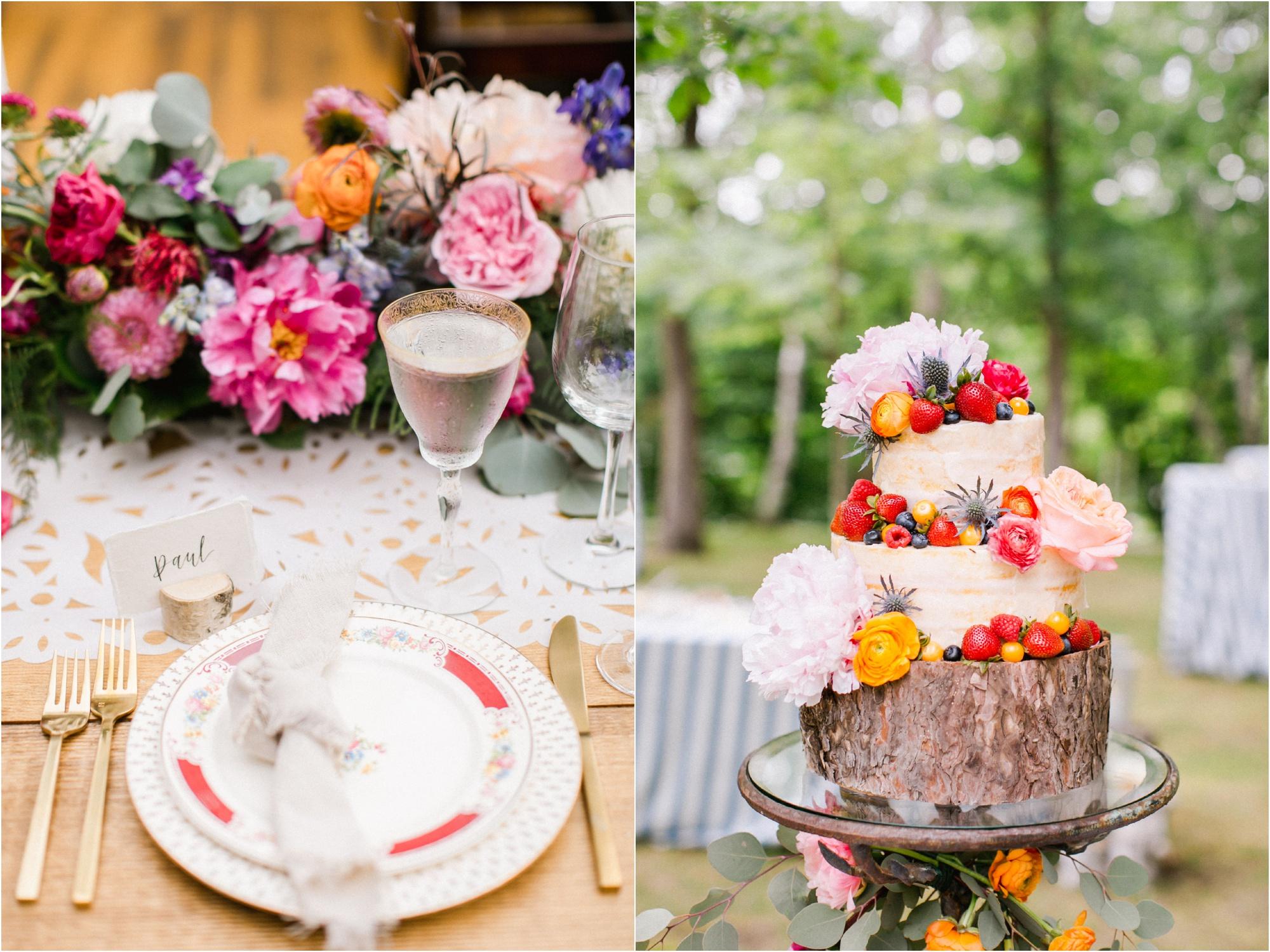 Wedding Photography Brainerd MN Aimee Jobe Photography Private Lake Residence Bloom Designs_0047.jpg