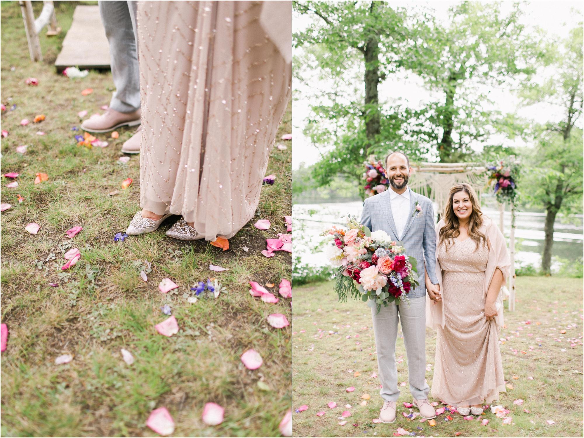 Wedding Photography Brainerd MN Aimee Jobe Photography Private Lake Residence Bloom Designs_0054.jpg