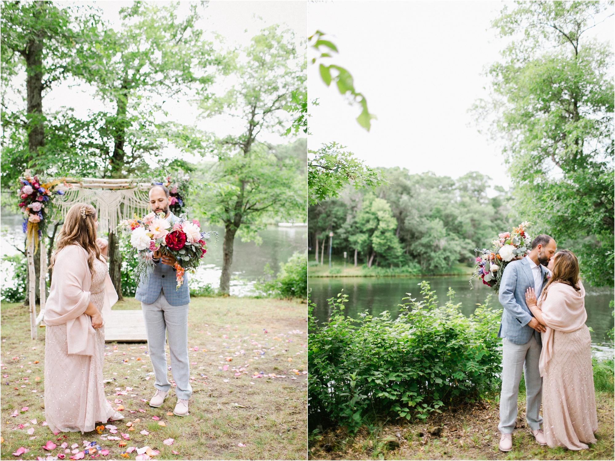 Wedding Photography Brainerd MN Aimee Jobe Photography Private Lake Residence Bloom Designs_0057.jpg