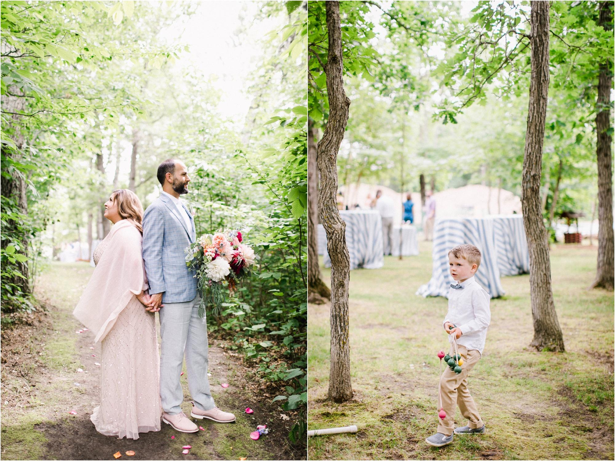 Wedding Photography Brainerd MN Aimee Jobe Photography Private Lake Residence Bloom Designs_0082.jpg