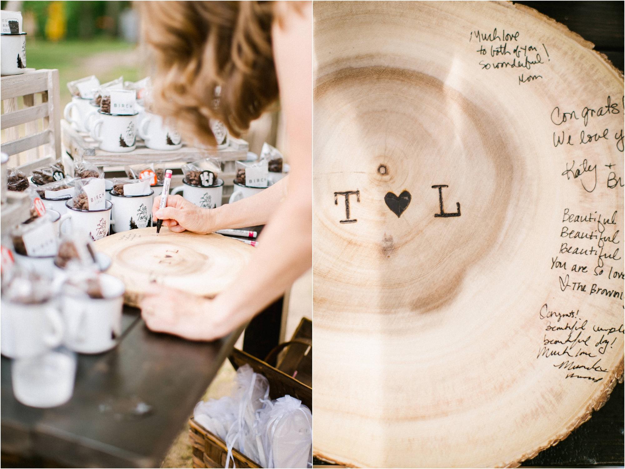 Wedding Photography Brainerd MN Aimee Jobe Photography Private Lake Residence Bloom Designs_0092.jpg