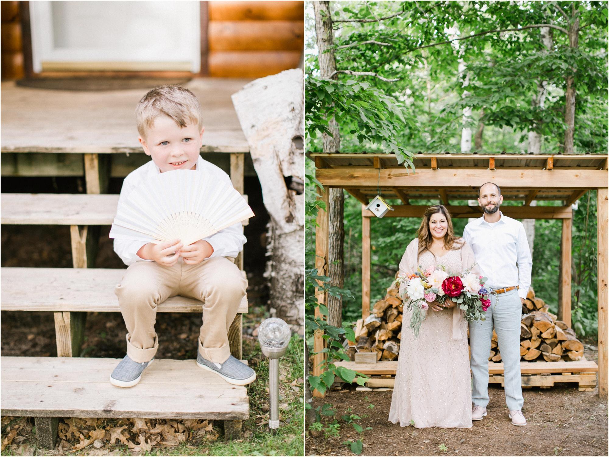 Wedding Photography Brainerd MN Aimee Jobe Photography Private Lake Residence Bloom Designs_0098.jpg