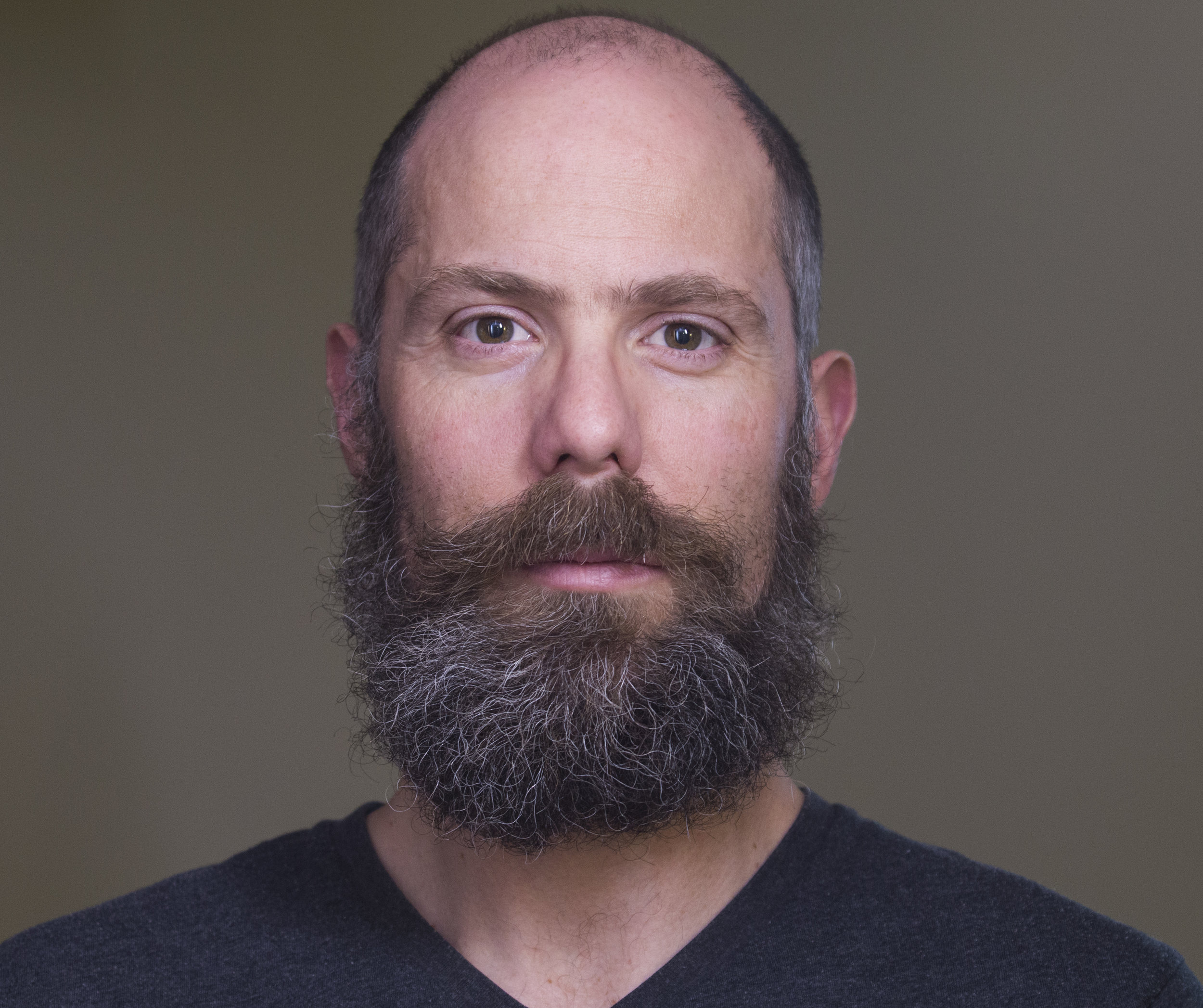 IAN KERR, CSC | INVENTOR - Ian is an Emmy award winning cinematographer and beard model.When he isn't shooting, he invents and designs stuff like the MultiTurret™.