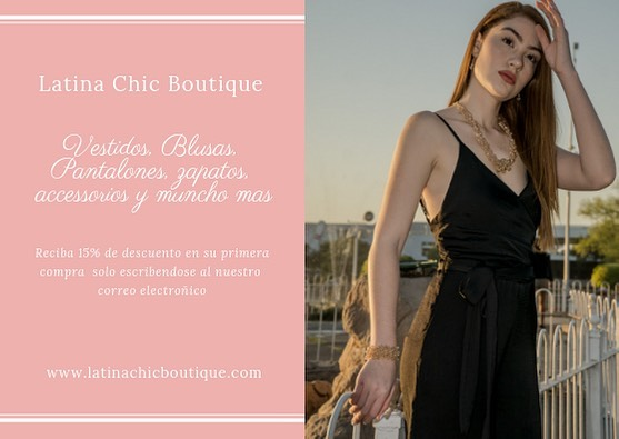 Latina Chic Boutique a online boutique caters to women who find it hard to get a nice outfit.  Latina Chic Boutique, una boutique en línea, atiende a mujeres a las que les resulta difícil conseguir un traje bonito. #latinachicboutiquereidsvillenc #onlineshopping #mexicanbloggers #latinabloggers #dresses #bohostyle #hotsummerdays #womensclothing #womensfashion #onlinebusiness #onlineshop #womenswear
