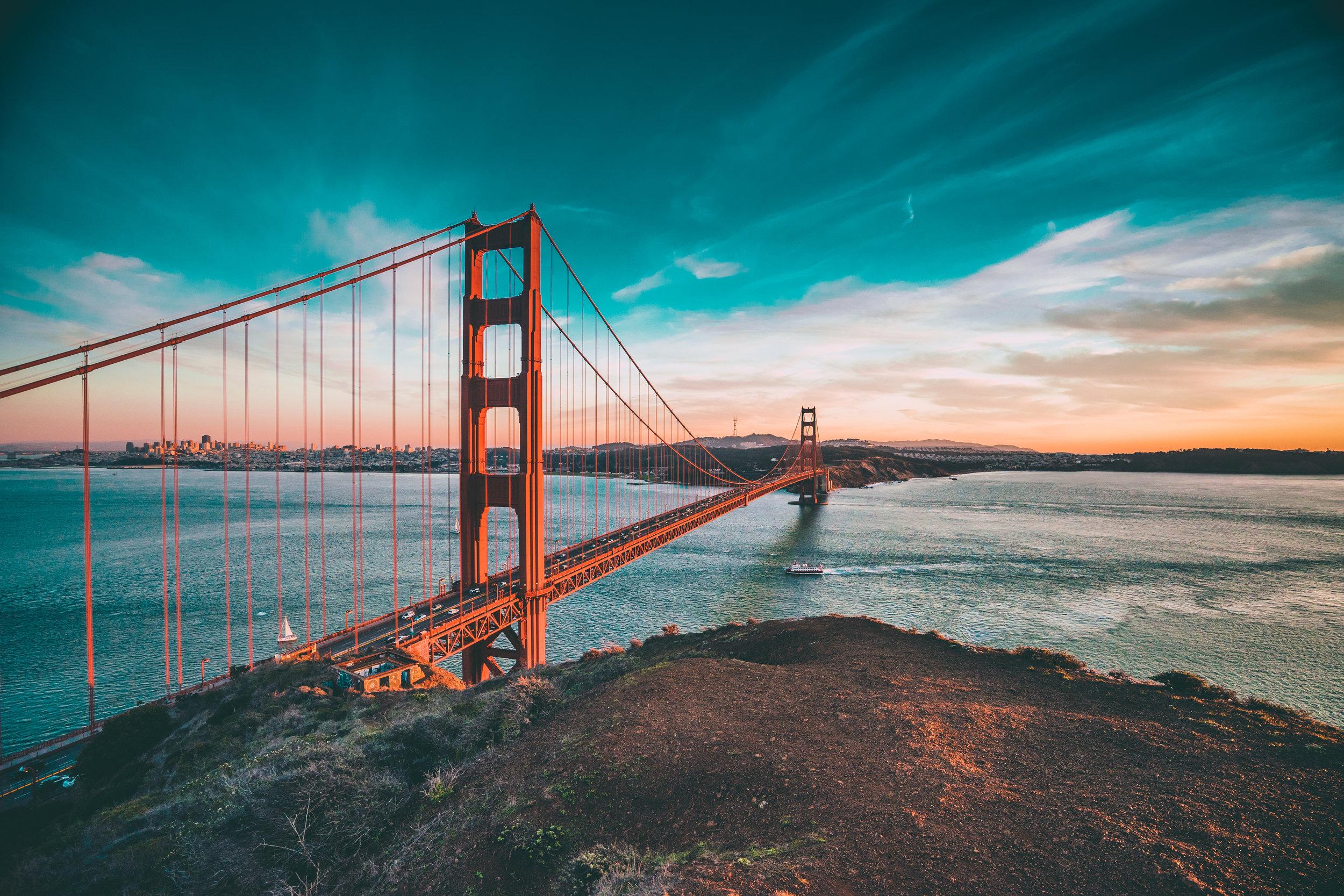 California- San Francisco Outtings
