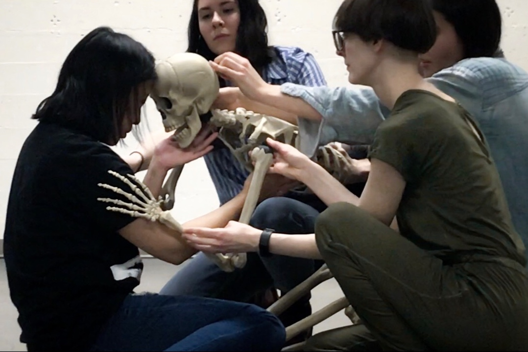 December 2018 - A 2018 Grant for Artist Projects from Artist Trust funds a workshop to create and test prototypes of puppetry elements.