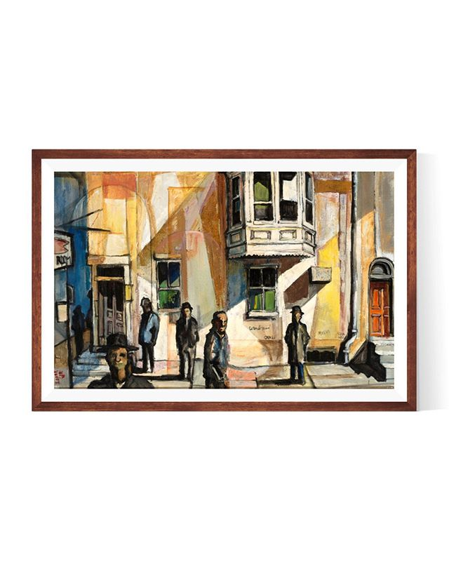 """Pool Room, 11th & Walnut"" See more original canvas artworks like this by visiting the link in the bio. ⠀⠀⠀⠀⠀⠀⠀⠀⠀ ⠀⠀⠀⠀⠀⠀⠀⠀⠀⠀⠀⠀⠀⠀⠀⠀⠀⠀⠀⠀⠀⠀⠀⠀⠀⠀⠀⠀⠀⠀ ⠀⠀⠀⠀⠀⠀⠀⠀⠀ #edwardloperart #sketch #painting #draw #instaart #creative #canvas #acrylic #oilpainting #canvasart #painting #painter #paint #nuest #contemporaryart #뉴이스트"