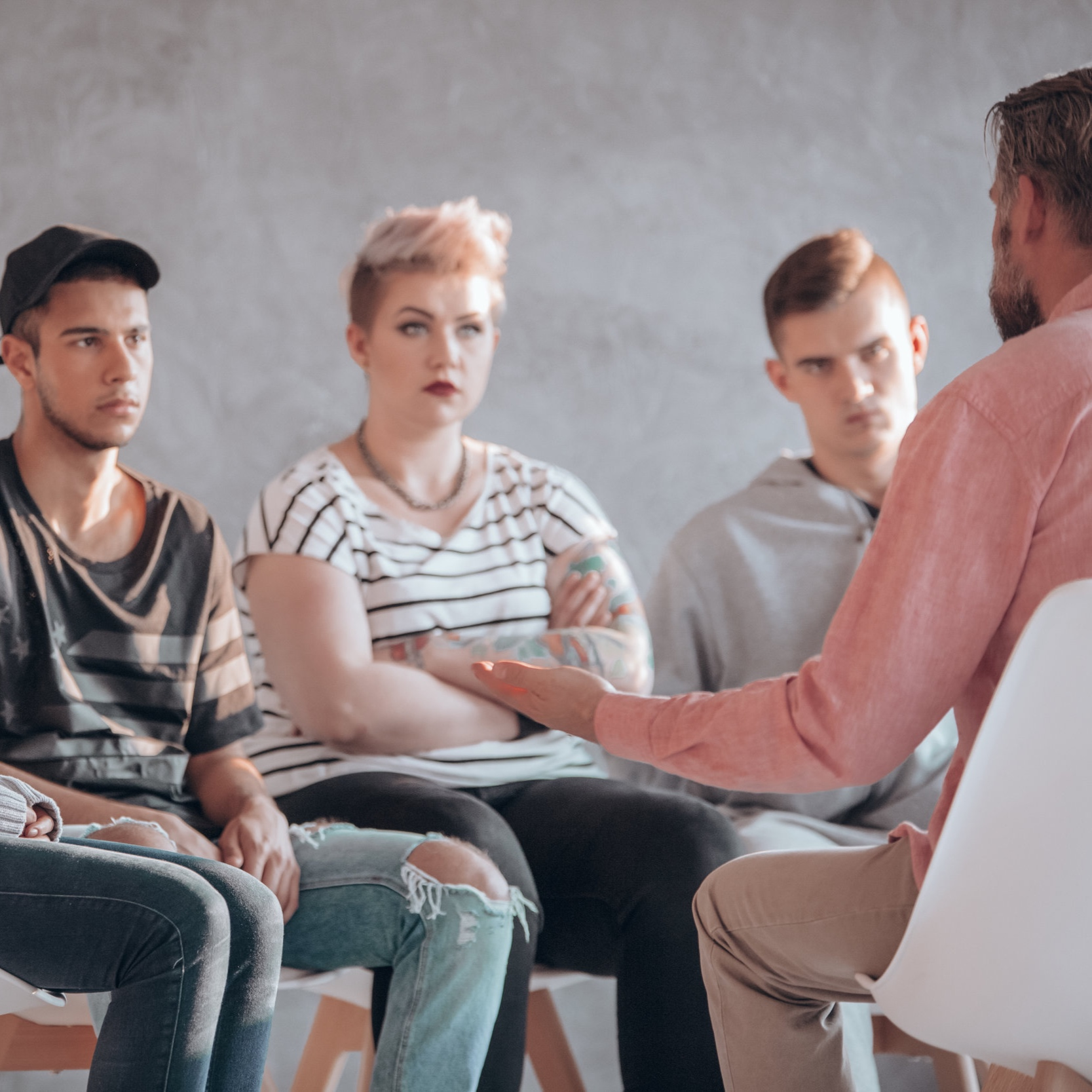 Intervention and Diversion - We offer one-on-one and group mentoring to increase protective factors for high-risk or runaway youth (ages 12-17). We also collaborate with Project Hope to divert individuals with prostitution-related criminal charges, focusing on increasing quality of life and developing safe, supportive connections within our community.