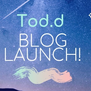 Super excited to share this with you guys: we're launching a blog!  Stay tuned to Friday's post, which will feature our first blog post!