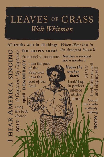 Leaves of Grass - by Walt WhitmanThis is one of the enduring classics of poetry in my life. Walt Whitman is a true American mystic, loving, accepting, and celebrating each and all. I return to the poetry of Whitman over and over again, as I have for the last 20 years. Particularly read SONG OF MYSELF and SONG OF THE OPEN ROAD. – David Rainoshek, M.A. This is a .pdf copy for your files.
