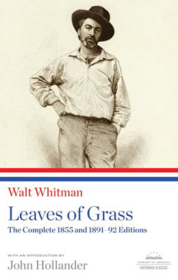 Walt Whitman: Leaves of Grass: The Complete 1855 and 1891-92 Editions - This is one of the enduring classics of poetry in my life. Walt Whitman is a true American mystic, loving, accepting, and celebrating each and all. I return to the poetry of Whitman over and over again, as I have for the last 20 years. Particularly read SONG OF MYSELF and SONG OF THE OPEN ROAD. – David Rainoshek, M.A.