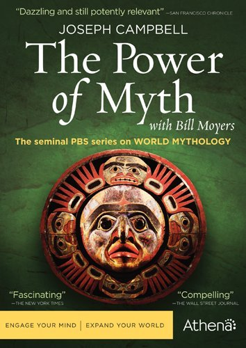 """[Interview Series DVD] The Power of Myth with Joseph Campbell and Bill Moyers - Joseph Campbell and the Power of Myth is essential viewing for anyone old enough to appreciate its vital teachings. One of the greatest interviews ever recorded, this six-part, six-hour encounter between teacher- mythologist Campbell and student-journalist Bill Moyers (recorded in the two years preceding Campbell's death in 1988) covers a galaxy of topics related to Campbell's central themes: Mythology is humanity's universal method of seeking the transcendental, and """"follow your bliss"""" is the timeless formula for spiritual satisfaction. Campbell himself is the embodiment of these themes, an erudite scholar and quintessential storyteller, recalling a wide spectrum of myths from throughout history (Japanese, Native American, Egyptian, Mayan, and many more) to illustrate humankind's eternal quest to grasp the mysteries of creation. Historical artifacts and illustrations bring these timeless stories to life.An astute interviewer, Moyers is an acolyte in perfect harmony with Campbell-as- mentor, wording questions with penetrating perfection as their intellectual dance reaches exhilarating heights of meaning and fascination. Moyers also finds the perfect hook for a global audience, examining Campbell's admiration of George Lucas's Star Wars saga as a popular tapestry of ancient myths, and Lucas himself is interviewed in a DVD bonus segment (""""I'm not creating a new myth,"""" he says, """"but telling old myths in a new way""""). Campbell's seemingly endless well of knowledge reaches a simple conclusion: we need myths to survive like we need oxygen to breathe, as a life force with which to understand our existence – past, present, and future."""