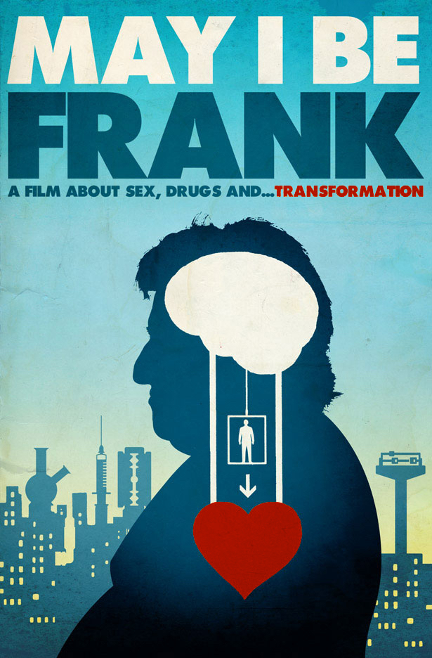 [Documentary] May i be frank - Ex-addict Frank Ferrante is a 54 year old, 290 pound Sicilian-American from Brooklyn with Hepatitis C and an unquenchable appetite for women, on the look-out for a quick fix. But Frank wants to fall in love one more time before he dies. MAY I BE FRANK documents Ferrante s transformation when he stumbles into the aptly-named vegan Café Gratitude, and over 42 days begins a life-changing journey during which he is coached physically, emotionally and spiritually by three twenty-something staff members on a path of enlightenment. Challenged by years of addiction, fatigue, and family dysfunction, Frank s quest for healthy living is tense and touching. Through Frank s transformation, we witness the powerful effect of change upon one person s life, and the potential we all have to find the most important love of all.